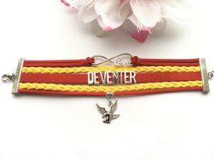 Uniek idee armband Deventer